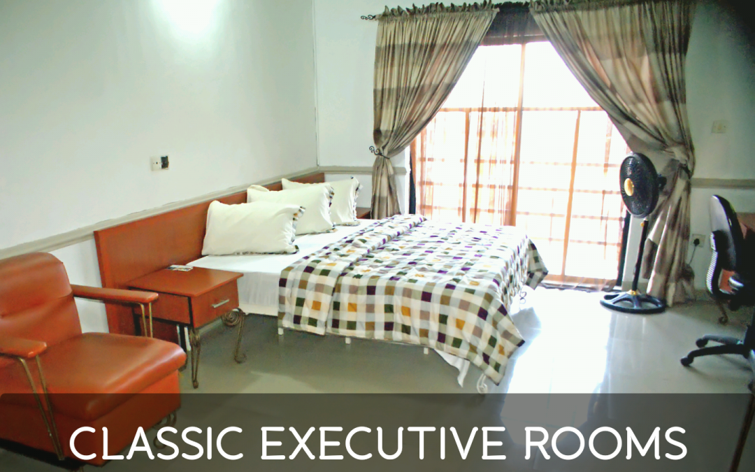 Classic Executive Rooms (N12,000 /Once / Accomodation)